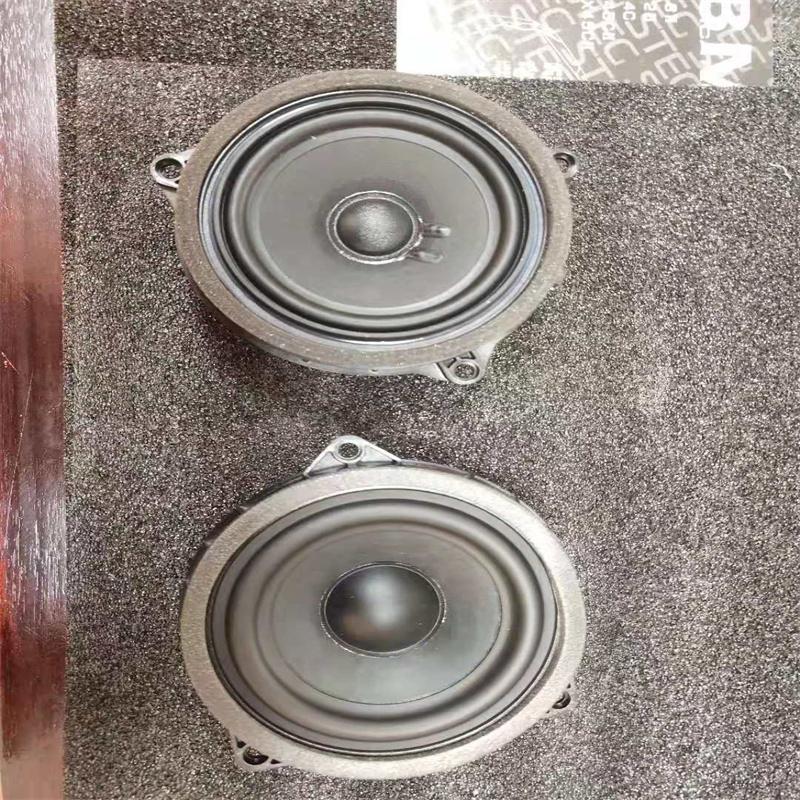 宝马5系音响改装意大利史泰格宝马专用音响,原位无损换装